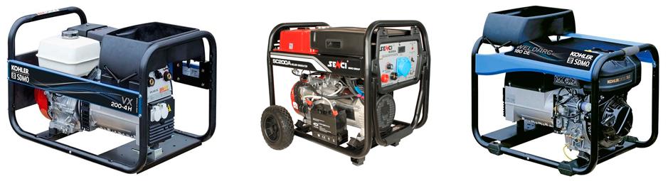 Cum să alegi un generator de sudură?