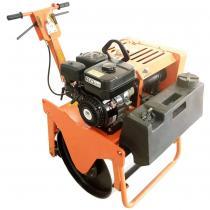 Cilindru vibrocompactor CV300-S benzina, 13.5 kN, motor Subaru, 5.7 cp, 266 kg, BISONTE
