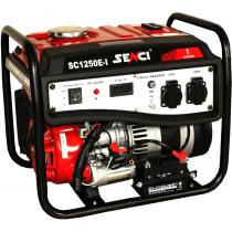 Generator curent SC-1250E, Putere max. 1.0 kW, 230V, AVR, motor benzina