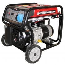 Generator curent SC-6000, Putere max. 5.5 kW, 230V, AVR, motor benzina