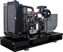 Generator de curent diesel BAUDOUIN B-110 88 kW 400/230V