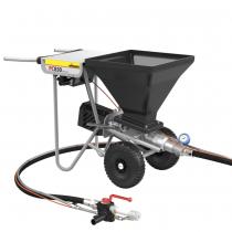 Pompa pentru gleturi, tencuieli si decorative WAGNER PlastCoat 830E Spraypack, motor 230 V, 1.8 kW