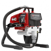Impact 440 Pompa airless, motor electric 1.0 kW, 230V