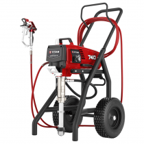 Impact 740 Pompa airless, motor electric 1.4 kW, 230V