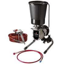 ED 665 Plus Pompa airless cu membrana, motor electric 1.1 kW 230V