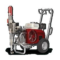 PowrTwin 12000 DI Plus, motor benzina Honda