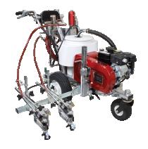PowrLiner 4955 Pentru marcaje - Carucior cu pompa airless