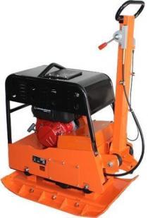 Placa compactoare benzina PCR255-H, 38 kN, motor Honda, 255kg, BISONTE