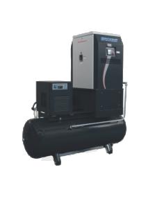 Compresor electric cu surub Rotair seria EN 15C rezervor 500l