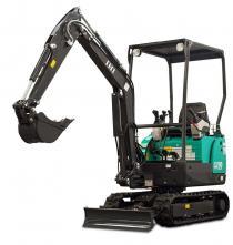 Mini excavator 19 VXT