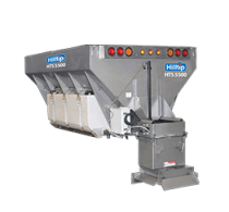 Masina distribuitoare de nisip si sare HTS 3000-10500