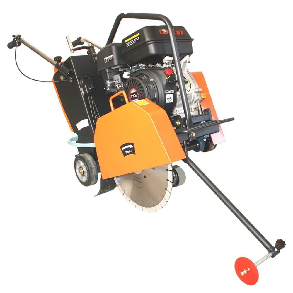 MTA400-L, motor Loncin, benzina 9 cp, greutate 90 kg