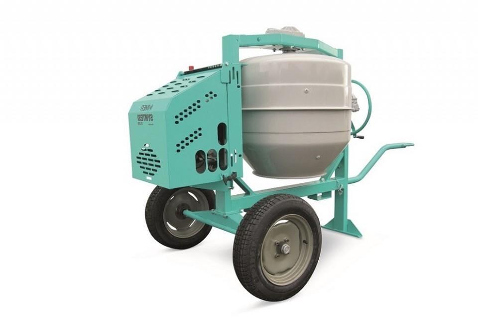 cumparati | Betoniera profesionala Syntesi 350 R, diesel, IMER | купить