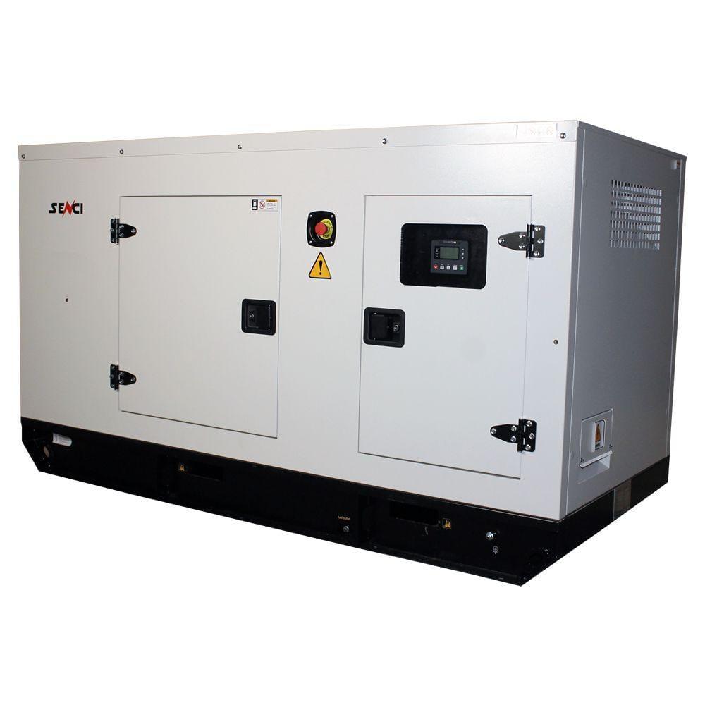 Generator de curent diesel SCDE 34YS 27kW 400/230V SENCI