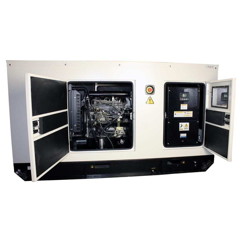 Generator de curent diesel SCDE 55YS 44kW 400/230V SENCI