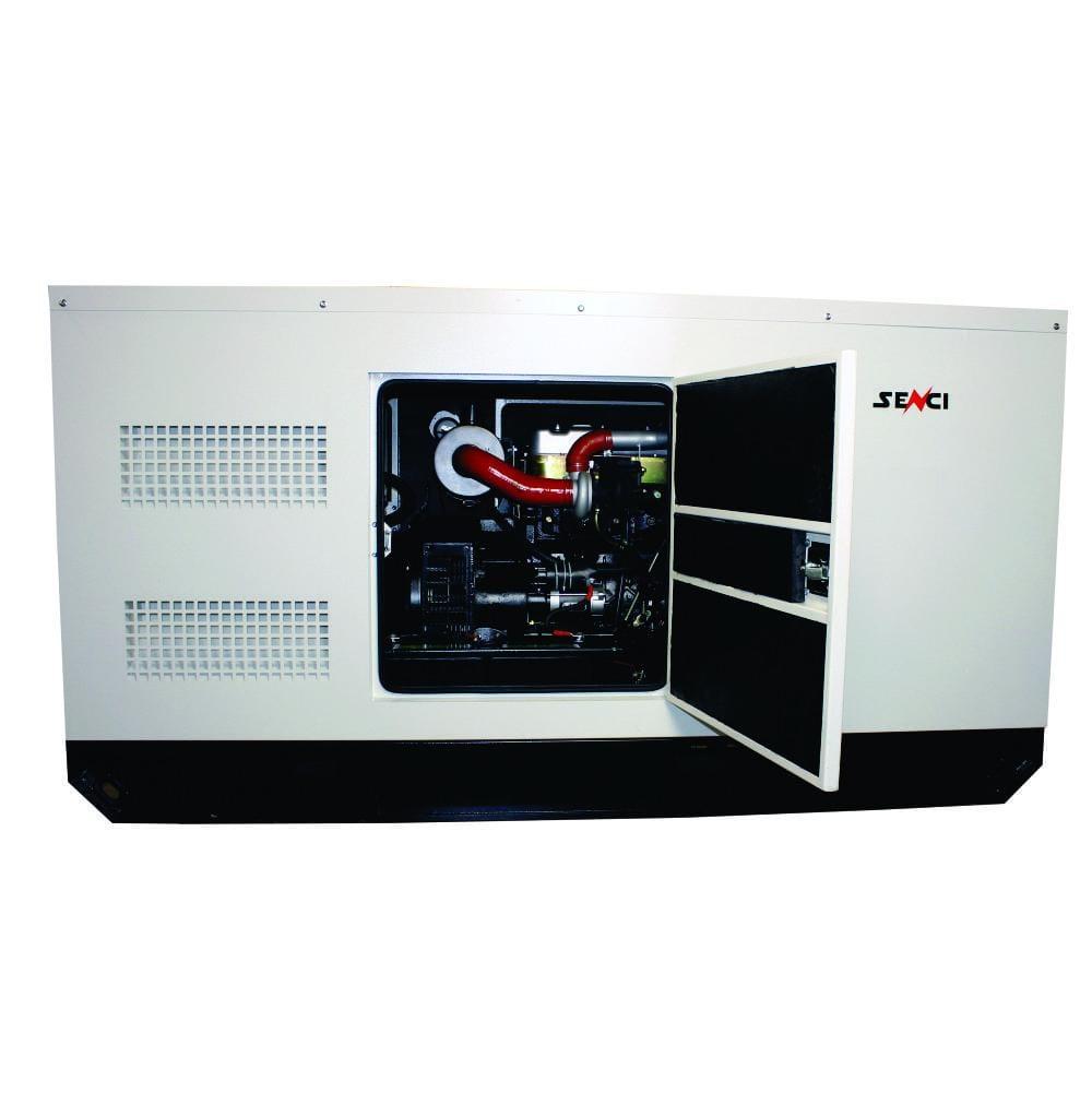 Generator de curent diesel SCDE 72YS 57kW 400/230V SENCI