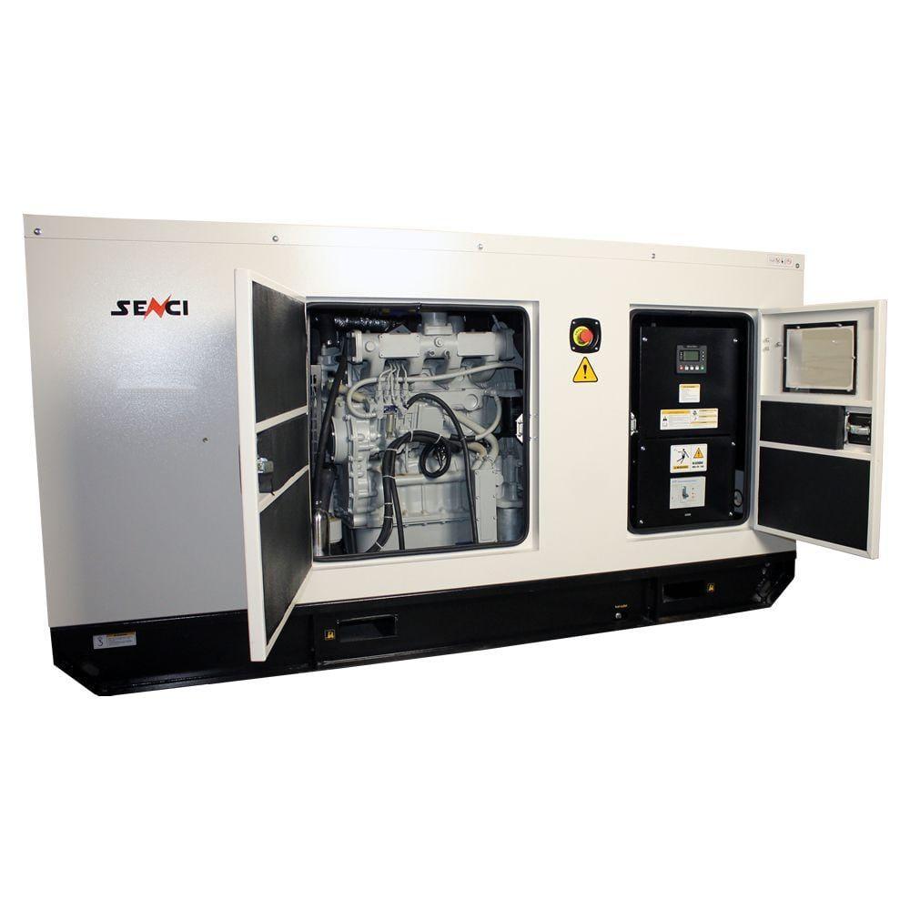 Generator de curent diesel SCDE 97YS 77kW 400/230V SENCI
