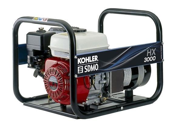 Generator de curent benzina HX 3000 C 2.70kW 230V SDMO