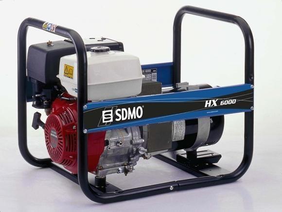 Generator electric SDMO HX 6000 C