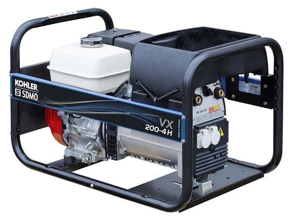 Generator electric de sudura SDMO VX 200/4H