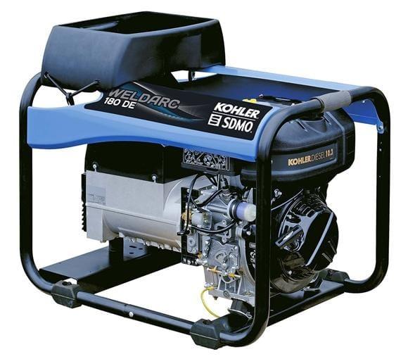Сварочный электрогенератор SDMO WELDARC 180 DE C