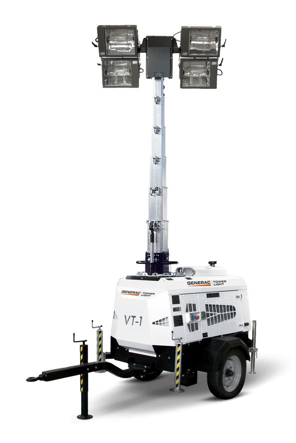 Башня света GENERAC VT1 K 4x1000W