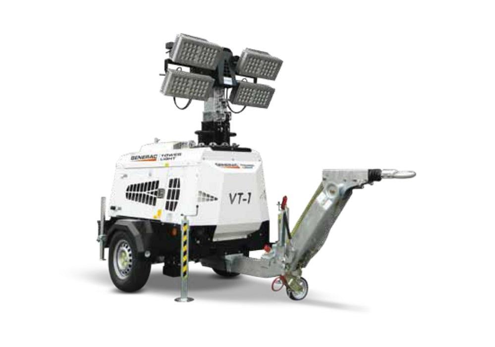 Turn de lumina GENERAC VT1 K 4x1000W
