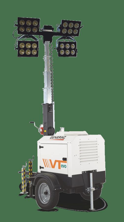 Turn de lumina GENERAC VT-EVO Y 4x320W
