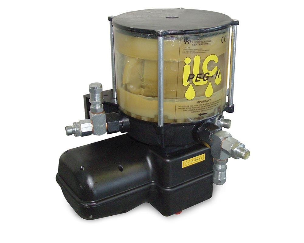 Sistem automat pentru lubrefiere pentru Mover 190e si 270e