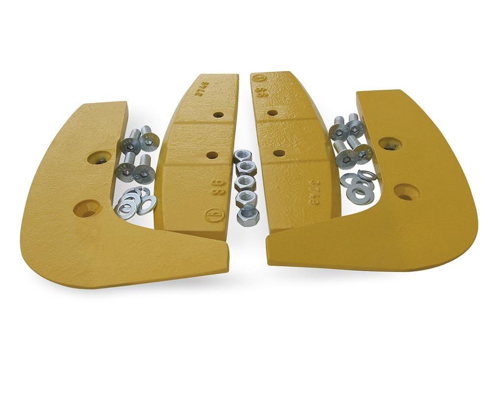 Kit palete mixare tip GOLD pentru Mover 270e si 270d