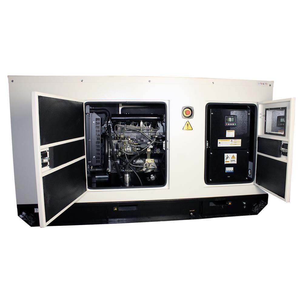 Generator de curent diesel SCDE 19YS 15 kW 400/230V SENCI