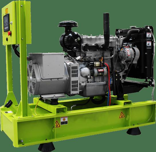 Generator de curent diesel INTER I-25 20 kW 400/230 V