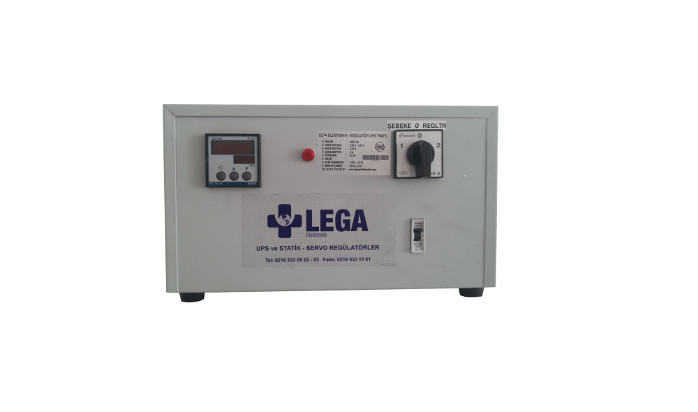 Stabilizator de tensiune Lega Regulator 20 kVA