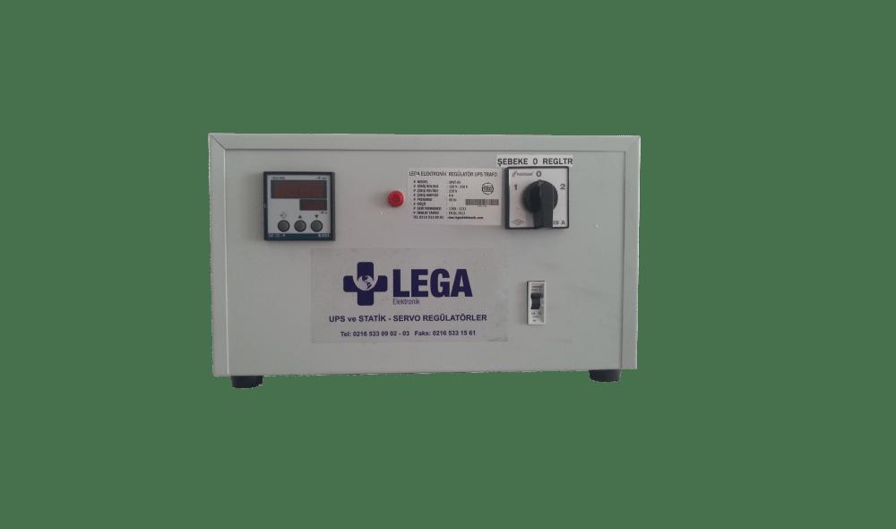 Stabilizator de tensiune Lega Regulator 25 kVA
