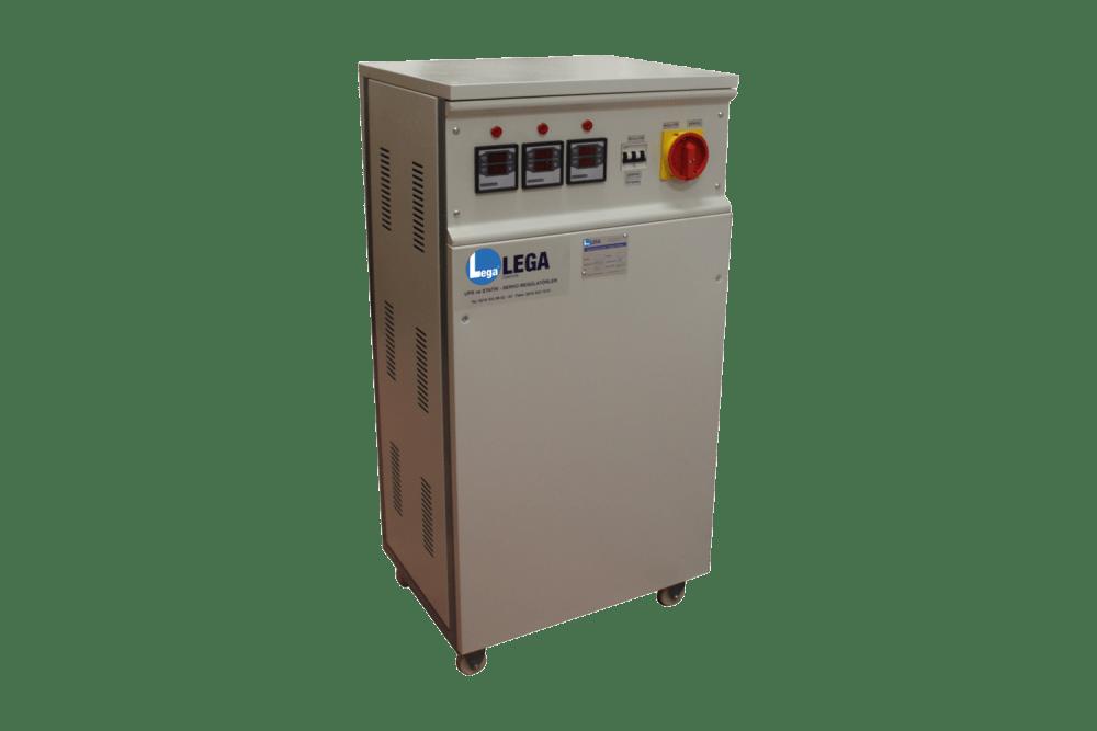 Stabilizator de tensiune Lega Triphase Regulator 10,5 kVA