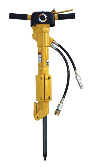 Ciocan hidraulic 21.5kg 1650bpm