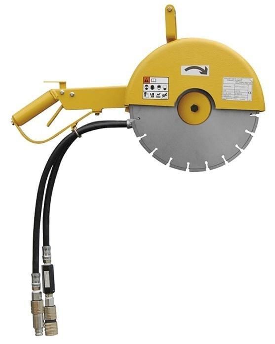 Fierastrau circular Maruzen, diam max 300mm, 3200tr/min, 8kg