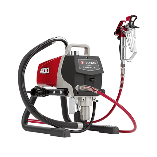 Impact 400 Pompa airless, motor electric 0.83 kW, 230V