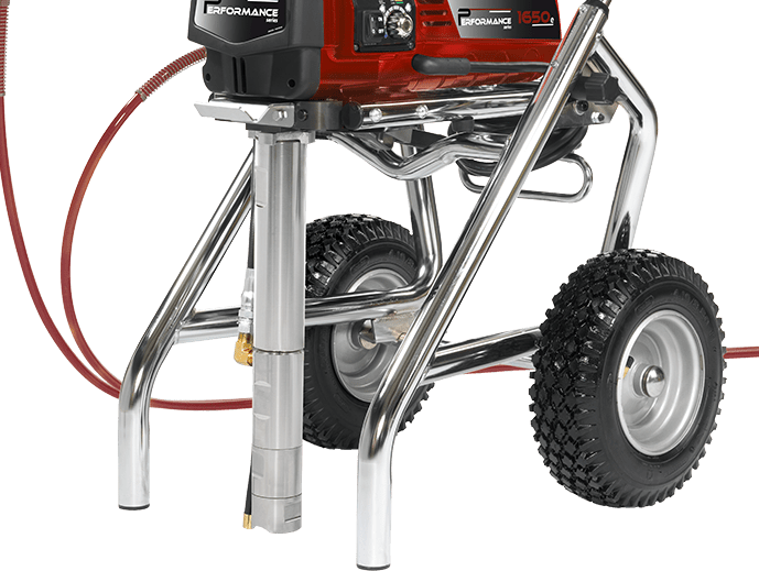 Performance 1650E HR Pompa airless, motor electric fara perii, 230V-50Hz