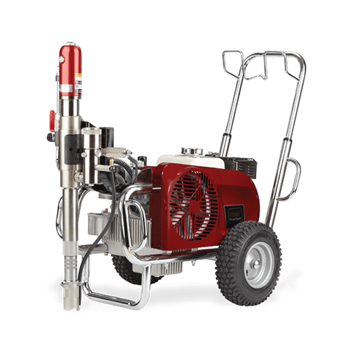 Powr Twin 6900Plus-DI E Pompa cu piston hidraulic , motor electric 230V