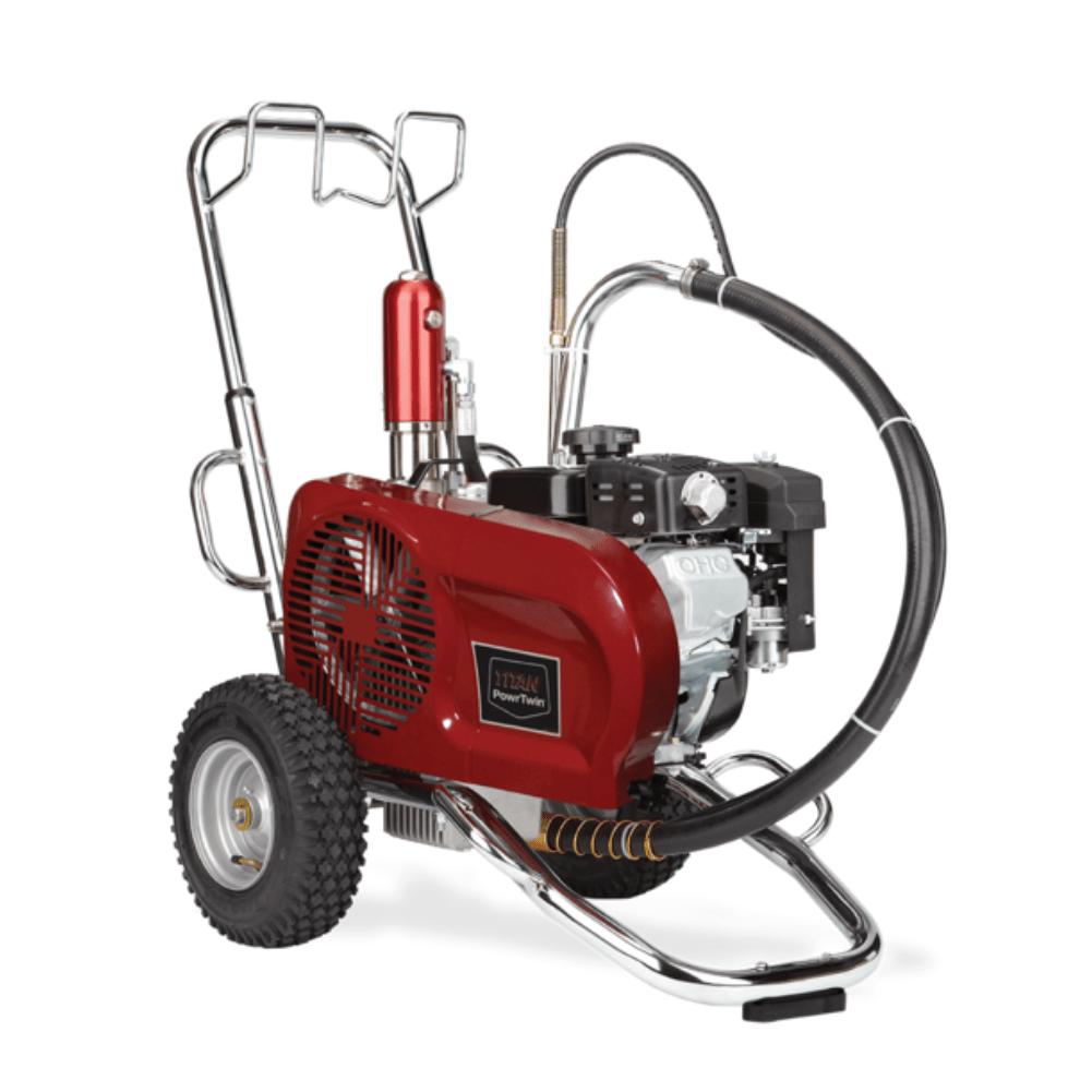 Powr Twin 12000 DI Plus E Гидравлический поршневой насос, электродвигатель 400 В