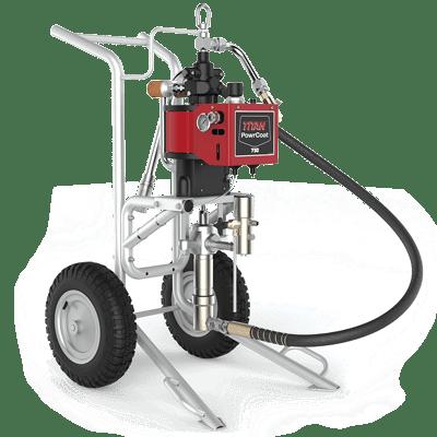 PowerCoat 730 - Echipament pneumatic pentru aplicat materiale vascoase
