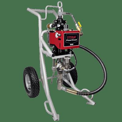 PowerCoat 940 - Echipament pneumatic pentru aplicat materiale vascoase