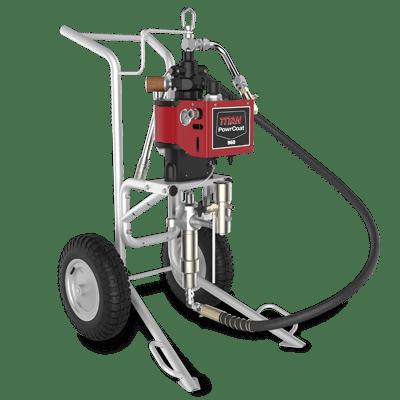 PowrCoat 960 - Echipament pneumatic pentru aplicat materiale vascoase