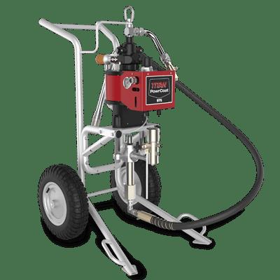 PowrCoat 975 - Echipament pneumatic pentru aplicat materiale vascoase