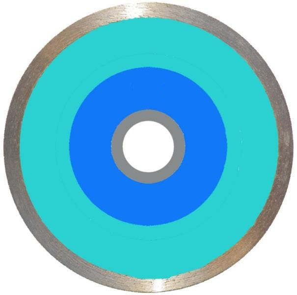 Disc Ø 350 mm ceramica - coroana continua