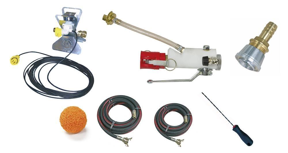 Kit pentru injectare mortare