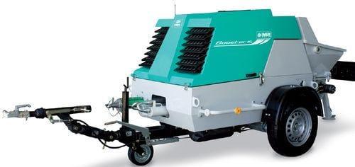 Booster 15 R Diesel remorcabila (doar pompa), 28,4 cp, capacitate 2-15 m³/h, IMER