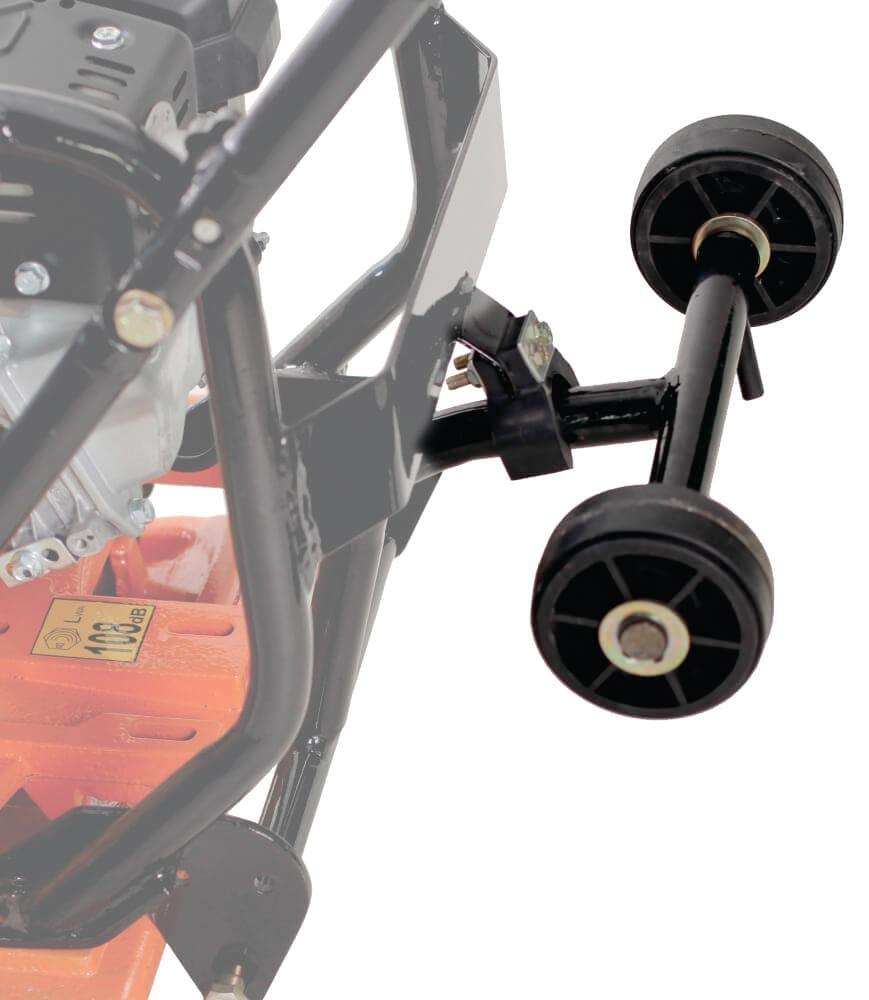 Set roti pentru transport placa compactoare PC65/70