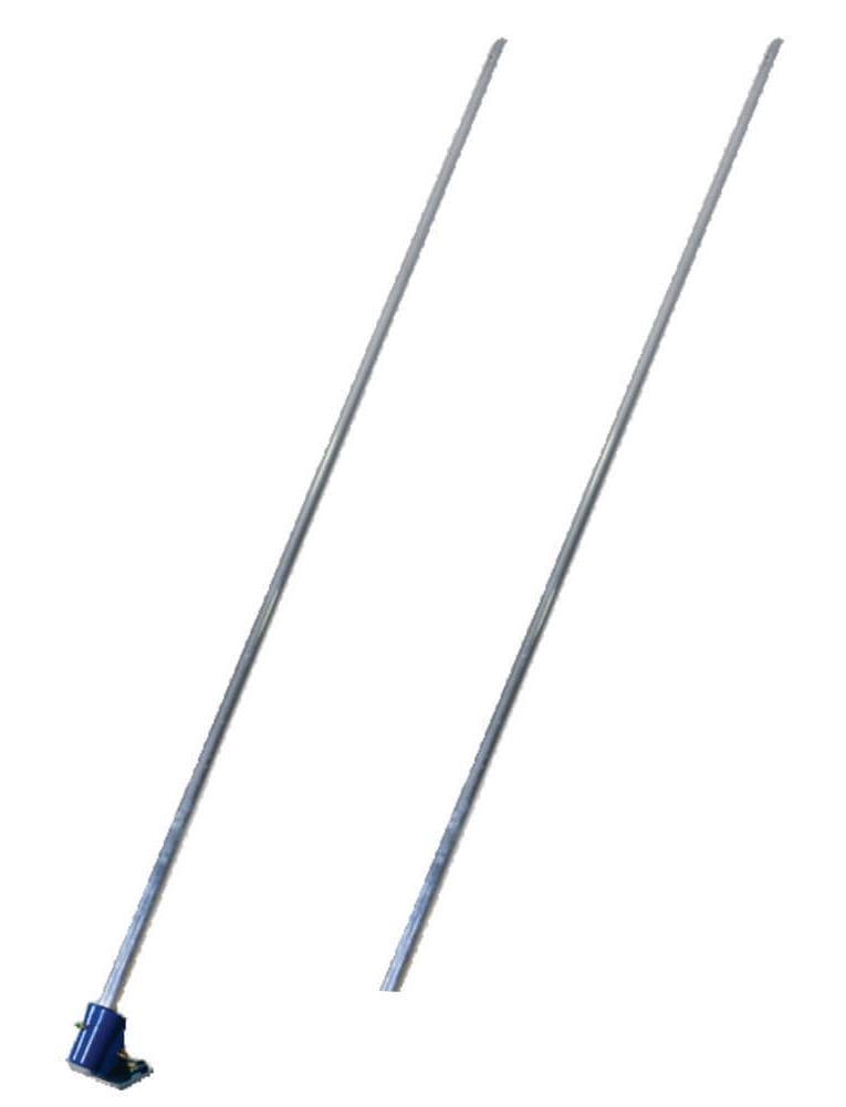 Maner pentru lipa manuala finisare beton, 2 x 2.5 m lungime, compatibil cu toate lipele